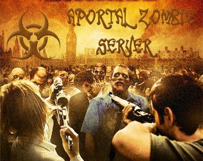 Наш уникальный, Зомби сервер (Zombie)
